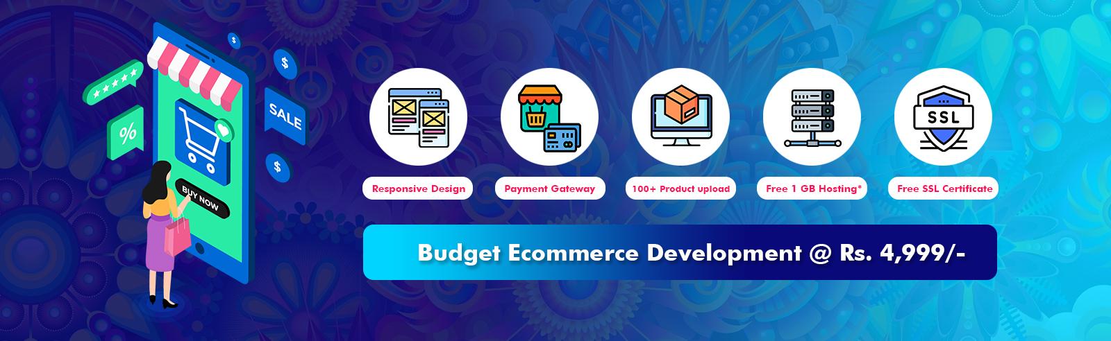 Affordable E-Commerce Web Design Company